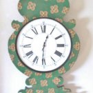 WALL CLOCK FRENCH COUNTRY STYLE