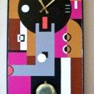PENDULUM WALL CLOCK-FUNCTIONAL WALL DECOR