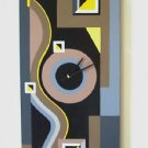 WALL CLOCK - MODERN WALL DECO - FUNCTIONAL ART