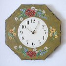 WALL CLOCK-COUNTRY STYLE-FUNCTIONAL ART