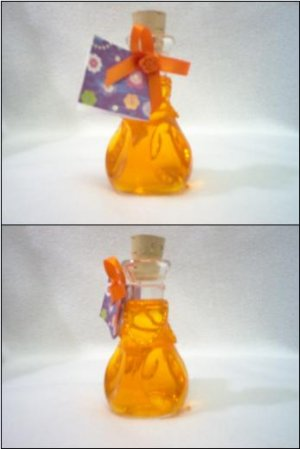 Citrus Bath Oil