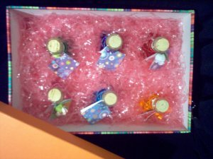 Chrysalis Bath Oil Gift Set