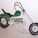 Harley Davidson Wire Frame Motor Bike ~ Zimbabwe!