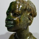 """Ambuya"" Shona Verdite Art Sculpture ~S.Witty Zimbabwe!"
