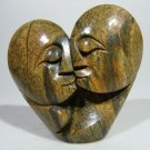"""Two Lovers"" Shona Stone Sculpture from Zimbabwe!"