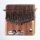 32 Key Shona Njari ELECTRIC Mbira - Finger Piano - handmade in  Zimbabwe!