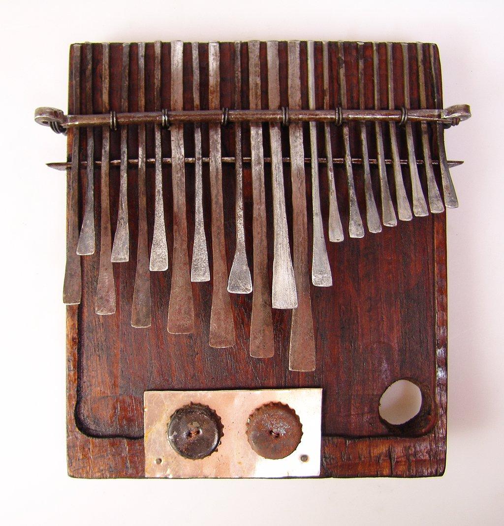22 Key Mbira/Thumb Piano/Karimba/Kalimba - C. Vambe Handmade in Zimbabwe!