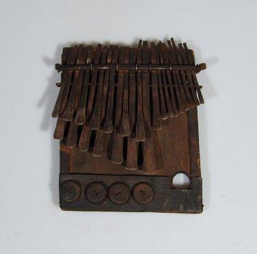 23 Key ANTIQUE Mbira/Thumb Piano/Karimba/Kalimba from Zimbabwe! #1