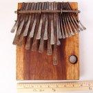 24 Key Lrg. Jimmy Chifamba Shona Mbira Kalimba Thumb Piano Handmade in Zimbabwe!