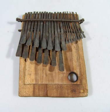 23 Key ANTIQUE Mbira/Thumb Piano/Karimba/Kalimba from Zimbabwe! #F5