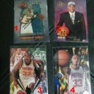 Grant Hill 94-95 Fleer 1st Year Phenom #1
