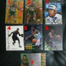Ray Allen 96-97 Flair Showcase RC Rookie Row 1 #35