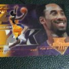 Kobe Bryant 00-01 Upper Deck #186 Y3K DEFENSE
