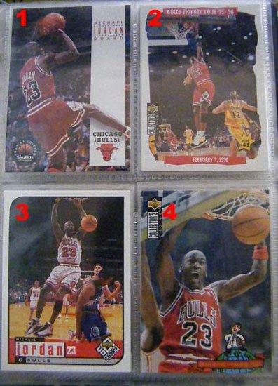 Michael Jordan 94 Collector's Choice #402