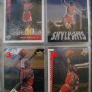Michael Jordan 93-94 Upper Deck Skylights #466