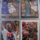 Michael Jordan 98-99 Hoops #23