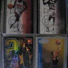 Al Harrington 98-99 Flair Showcase Legacy RC Rookie /99