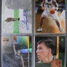 Jason Williams 98-99 SPx Finite RC Rookie /2500