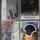 Antonio McDyess 2000 Topps Certified Autograph