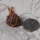 P15 Red River Stone Pendant