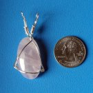 P34 Rose Quartz Pendant
