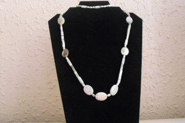 S36 Ocean Jasper Necklace Set  50% OFF