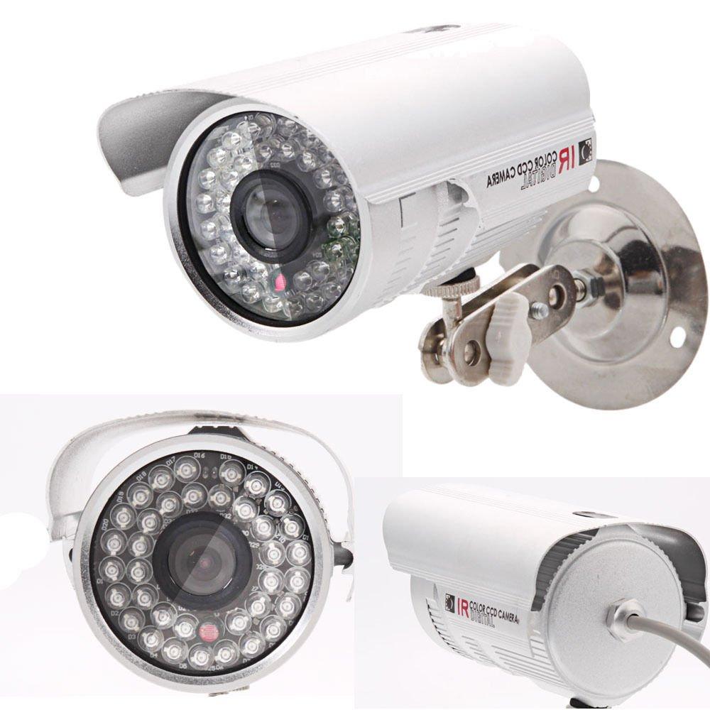 1200TVL HD CCTV Surveillance Security Camera Waterproof Night Vision