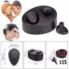 Mini TWS Wireless Bluetooth Stereo Headset In-Ear Earphones Earbuds Headset US