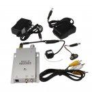 Wireless Camera Transmitter + Receiver Set