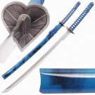 Lou Wo Bleach Anime Heart Japanese Katana