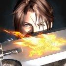 Final Fantasy VIII Squall Lionhearts Gunblade