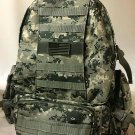 Military Molle Assault Tactical Backpack ACU Digital  Large Rucksack Backpack RT 508