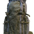 NAVY Extra Large Backpack Camping 4300 CI  Hiking Pack Hunting Scouts Hike