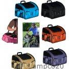 3-in-1 Pet Bike Basket Carrier Car Seat Dog Cat Travel Pet Gear Free Shipping