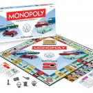 Volkswagen Monopoly Classic VW  Collector's Edition Board Game NEW Sealed Family