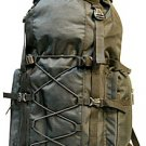 BLACK Extra Large Backpack Camping 4300 CI  Hiking Pack Hunting Scouts New Hike