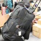 "Large  30"" Rolling Wheeled Duffel Bag Luggage 5791 FREE SHIP Wheels Duffelbag"