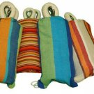 Brazilian Hammock In A Bag 8 Colors 220 Pound Capacity BLISS Cotton/Poly New