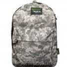 DIGITAL CAMO Backpack School Pack Bag  Back Pack New  Hike Camping Free Ship 205