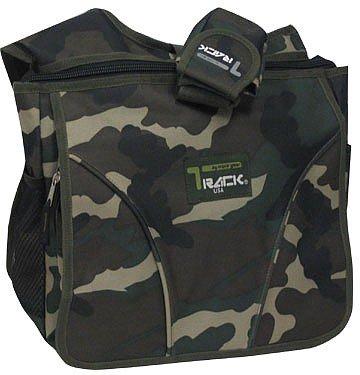 Large Messenger Sling Body Bag Book Binder Camo