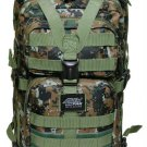 MEDIUM TRANSPORT PACK BROWN DIGITAL Backpack Free Ship  MOLLE Tactical Hunting