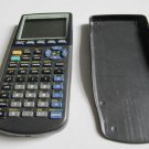 Texas Instruments TI-83  Graphing Calculator w/  Cover Handheld Graph Student