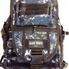 Backpack NAVY DIGITAL  ACU Hunting Day Pack TACTICAL Bag Laptop Pocket  Rucksack