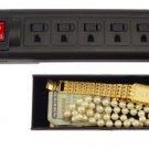 Surge Protector Diversion Safe Hide Valuables Jewelery