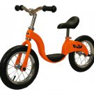 Kazam  Balance Bike Orange Toddler No Pedals Learn To Ride New Beginner Kids