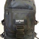 Large Backpack Hunting Day Pack TACTICAL Bag Laptop Pocket Black Hiking Rucksack