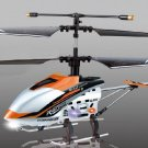 JXD 340 4Ch Drift King Metal RC Helicopter RTF HM40  Free Shipping  Remote NEW