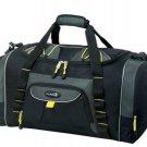 "Travelers Club Luggage Sierra Madre 26"" Duffel Bag Travel"