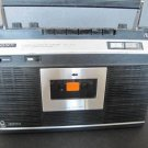 SONY Cassette-Corder Recorder TC-224 & Case & Instruction Book VTG