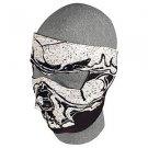 SKULL Neoprene Face Mask Motorcycle Biker Ski Cold @